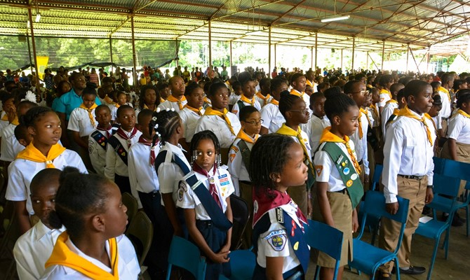 800 ADVENTIST YOUTH LEADERS COMMISSIONED FOR SERVICE IN CJC