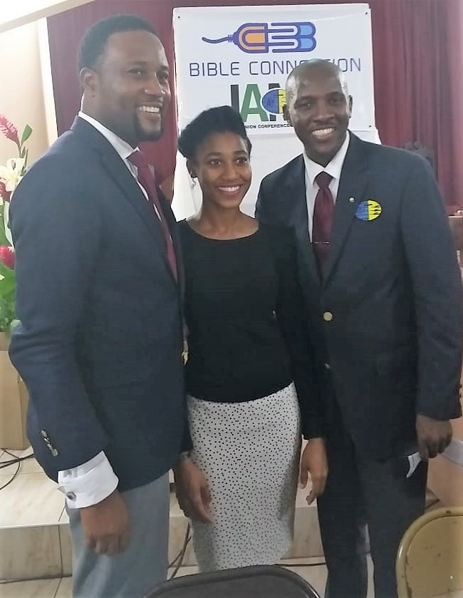 Youth and Pathfinder :: Central Jamaica Conference of